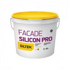 Краска фасадная силиконмодифицированная SILTEK Facade Silicon Pro 9 л